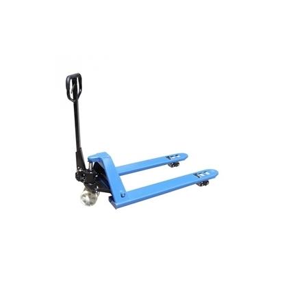 Picture of Arrow 2.5T Blue Wide Standard 2-Way Pallet Jack