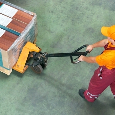Choosing the right pallet jack - our top 6 sellers