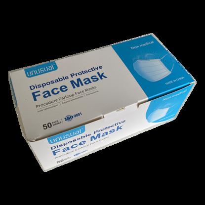 Disposable Protective Face Mask (50pcs)