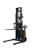 Picture of Self Propelled Electric Lift  Straddle Stacker  1 Ton / 3.0m