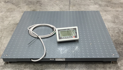 Picture of 3 Ton Pallet scales - NZ Trade Approved